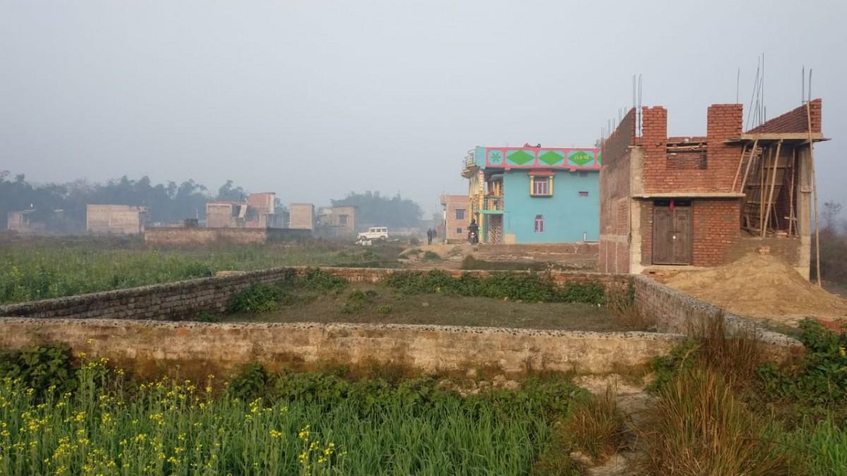 Residential Plot In Raxaul , East Champaran (bihar) Near International Border Nepal