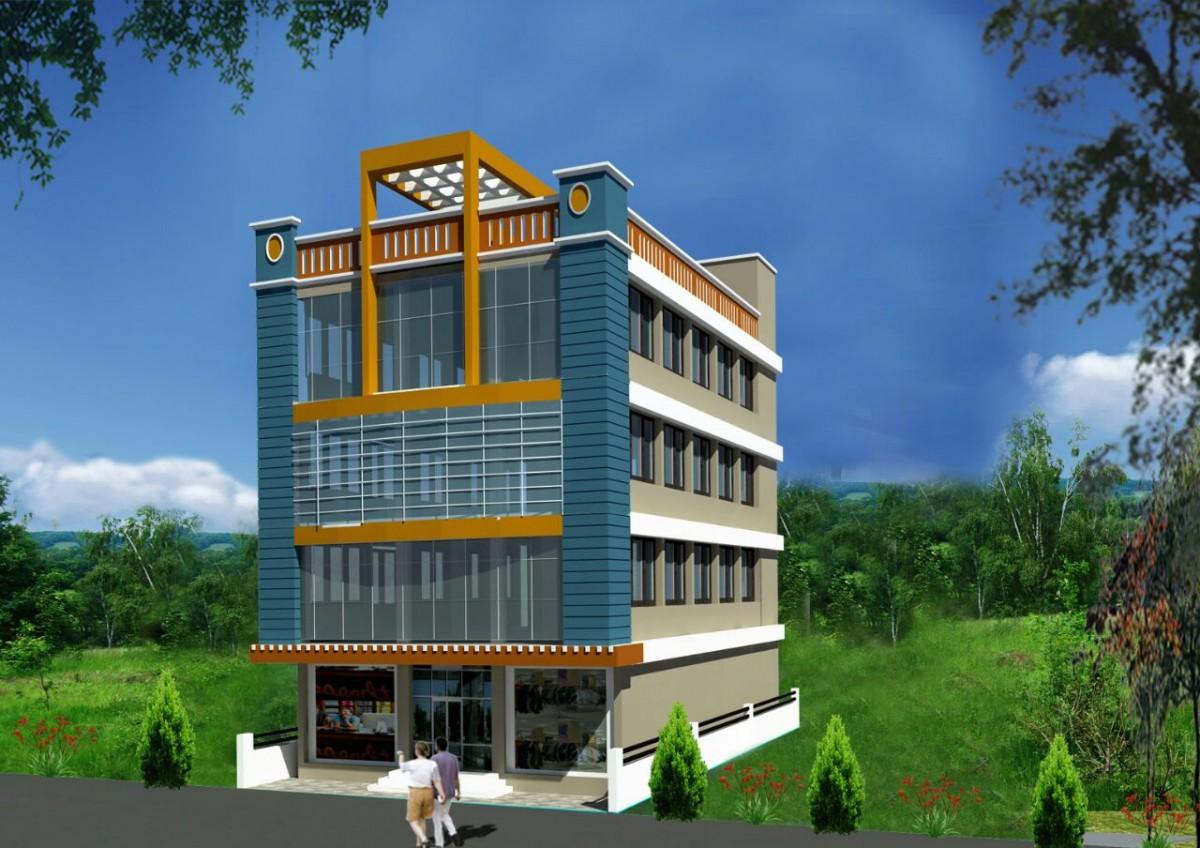 Chandra Madhav Bhagat Complex