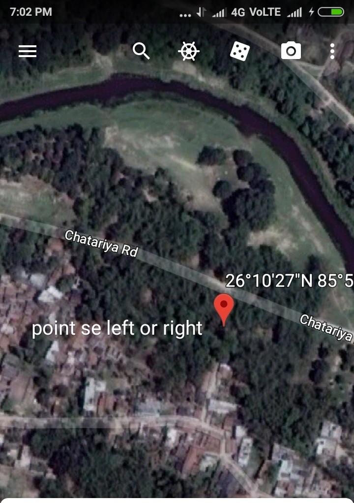 Residential Plot 3 Katha At Simra, Ajamnagar, Darbhanga