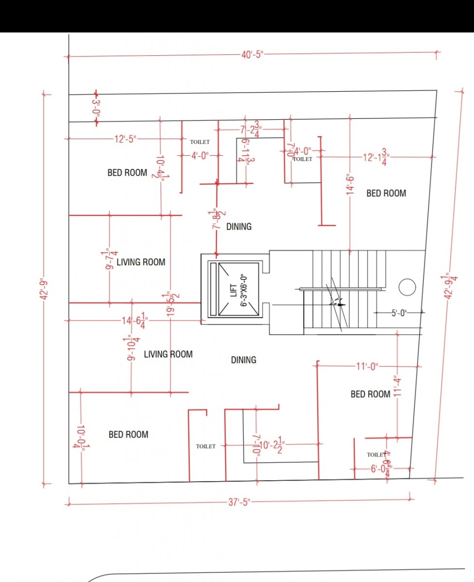 Flat For Sale In Super पॉश Location