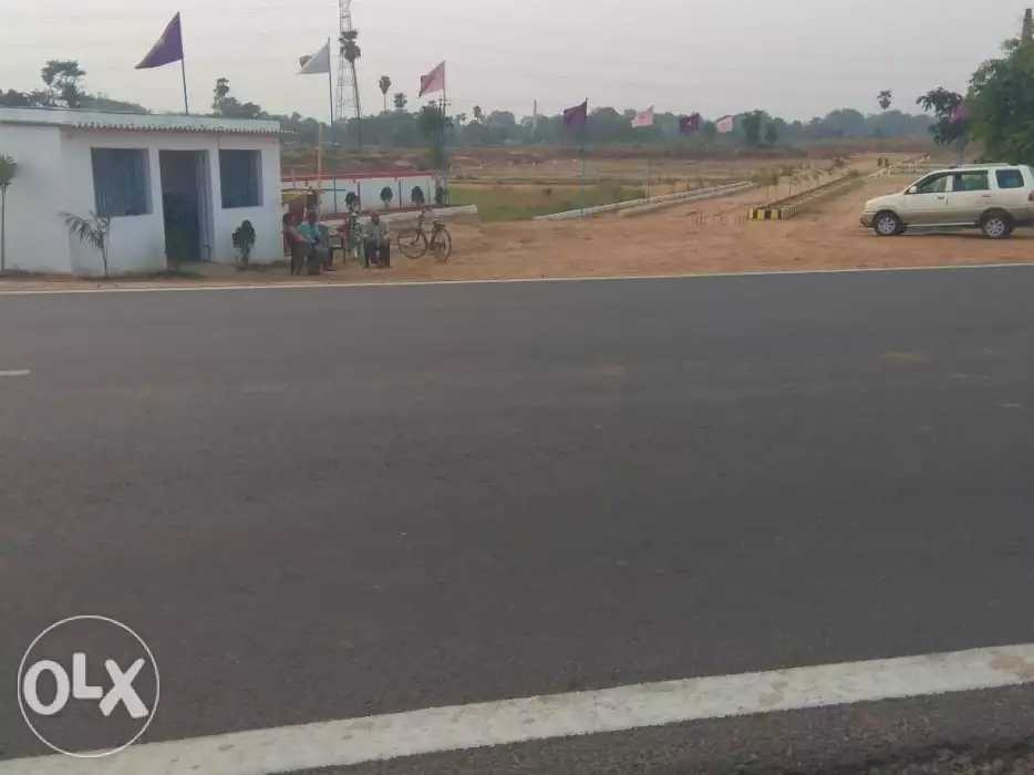 Residental Plot Near Aiims Naubatpur Patna On The Nh 139
