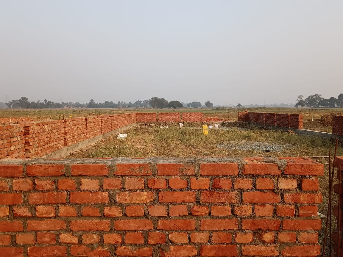 Residential Plot For Sale Near Rps Engineering College,saguna More,patna