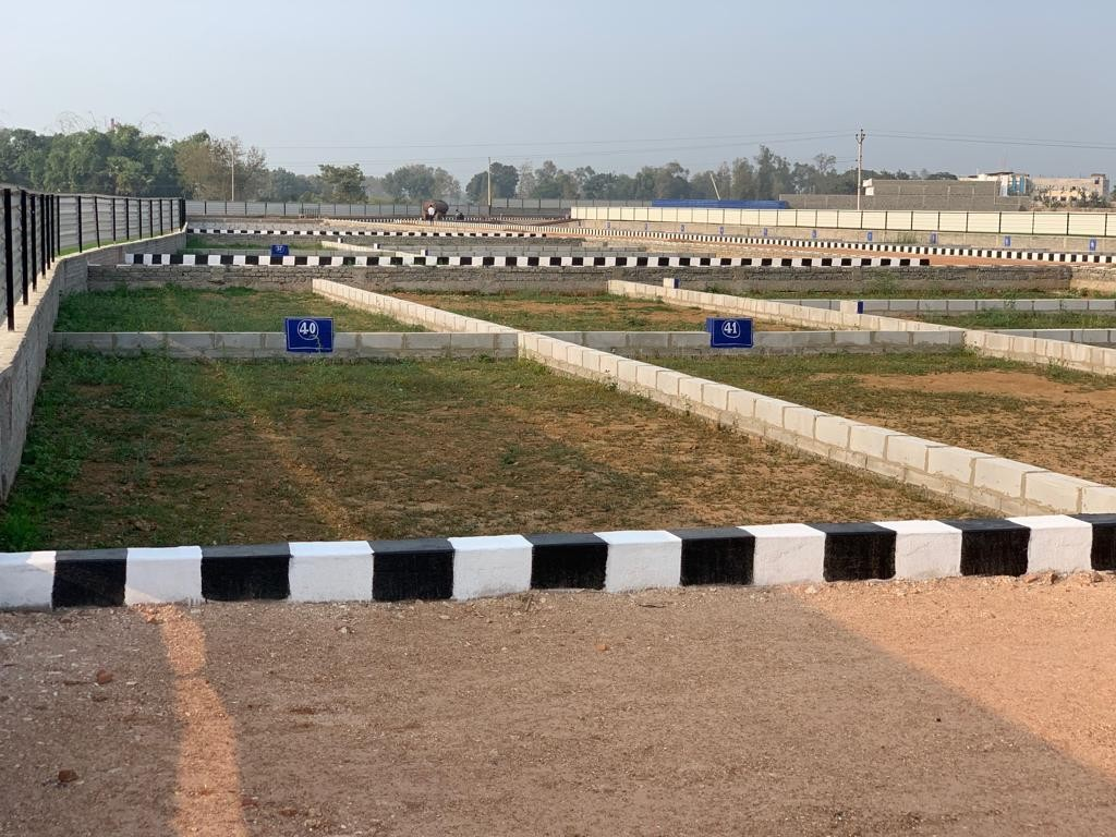 Only-4,80,000-/ Me Semi-commeecial Plot Are For Sell In Highway Township