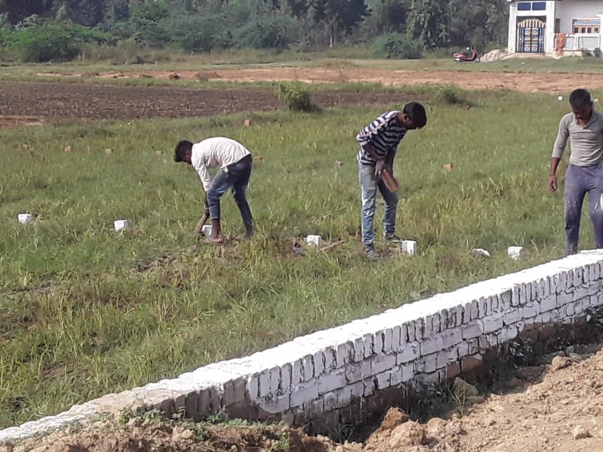 Residential Plot Sell For Near Naubatpur Patna