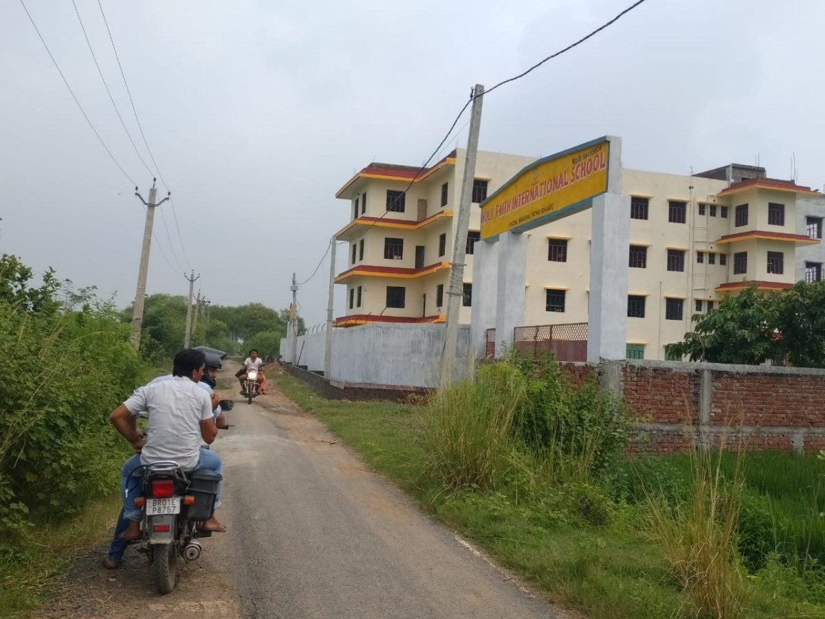 Residential Land On Pwd Pitch Rd Of 40 Ft Available For Sell