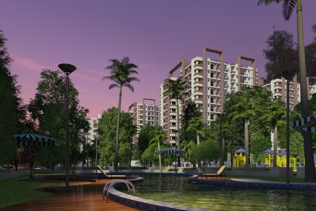 Slnb Virdavan City ....only 3 Bhk 14lakh 1575sf