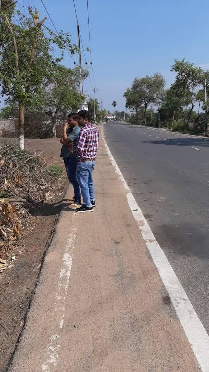 Plot In Patna On Highway
