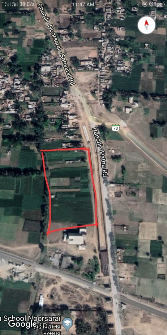 Commercial And Residential Plot Sale On Nh 31