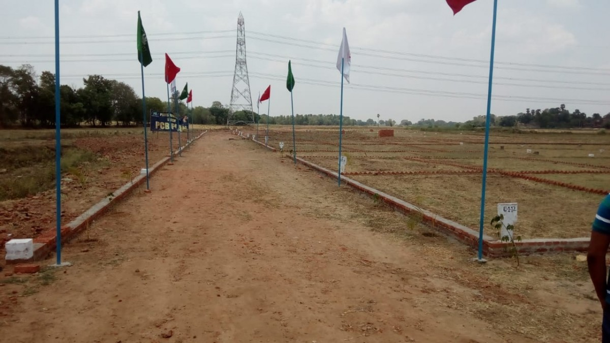 Residential Plots Near Iit Bihta