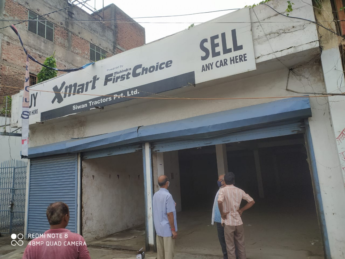Commercial House For Rent