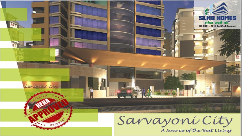 Sarvayoni City For Sale