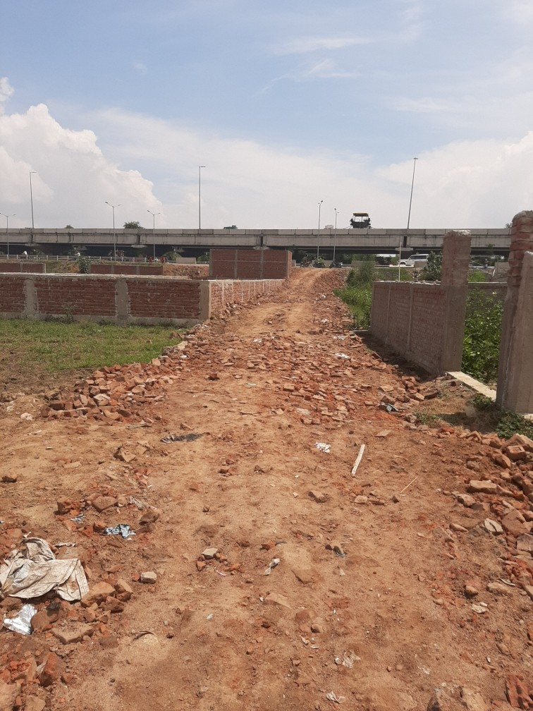 Book Ready To Move Plot In Digha Rupaspur Road With Finance Facility
