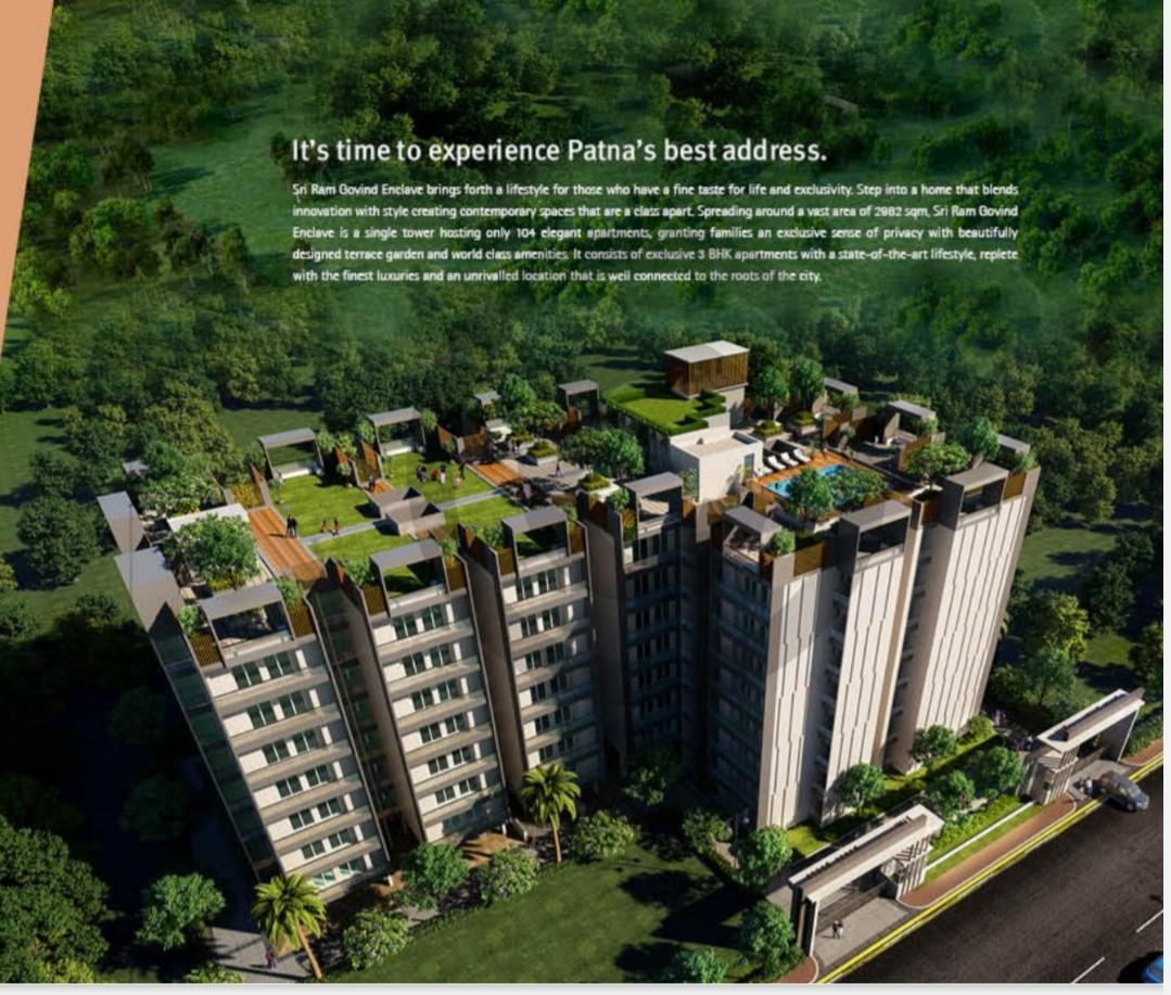 Residential Apartment Near Anishabad