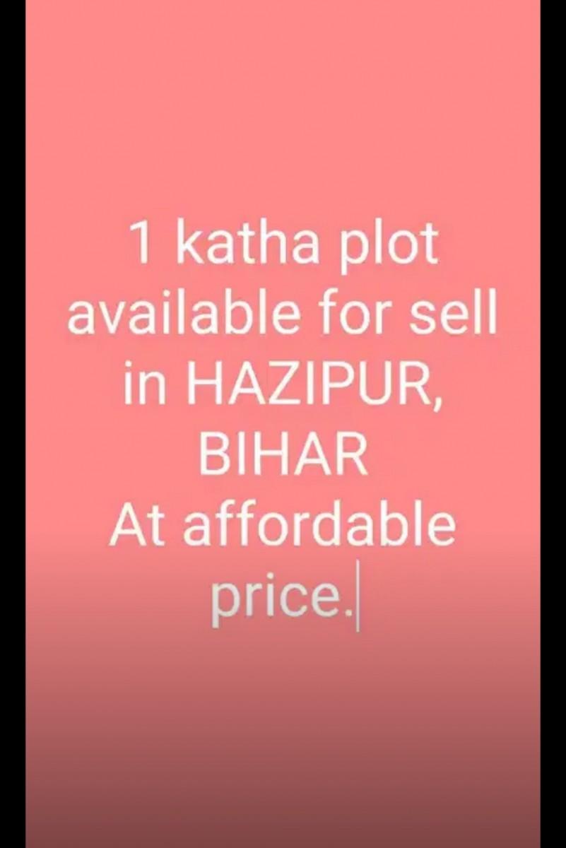 1 Katha Plot Available In Hajipur Patwatoli