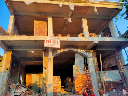 2 Floor ( 2600 Sqft ) In Jehanabad ( Near Dm Awash ),patna Gaya National Highway, Near Dm Aakas